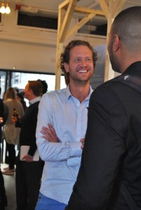 Bas van Abel, fundador de Fairphone. London Design Week.