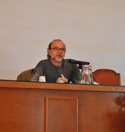 Antonio Zurita, Director General FAMSI, en IDEARIA 2015, Córdoba.