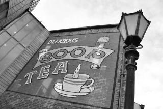 El Museo de los Pioneros de Rochdale, en Reino Unido. El edificio en la antigua tienda en la que la cooperativa vendía sus productos.