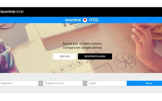 lacentral.coop directorio cooperativas