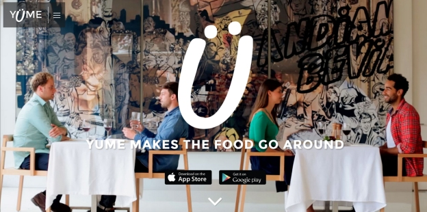 Yume app food waste