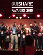 OuiShare Awards Paris 2015