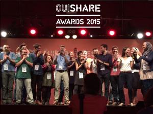 OuiShare Awards Paris 2015