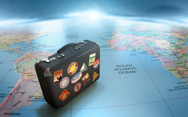 Travel the world Wilerson S Andrade