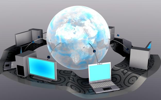 Computers network - CC0 Public Domain